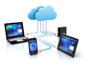 Cloud-based apps